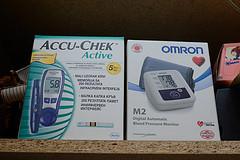 Otthoni vérnyomásmérő