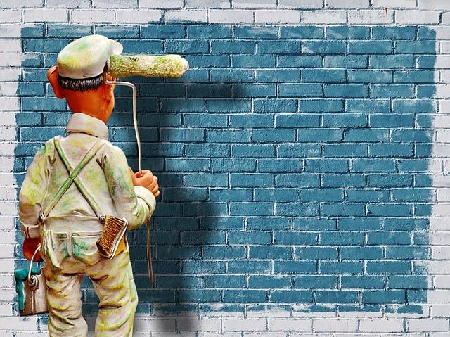 Salétromos fal javítása