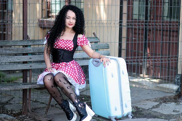 Praktikus gurulós bőröndök