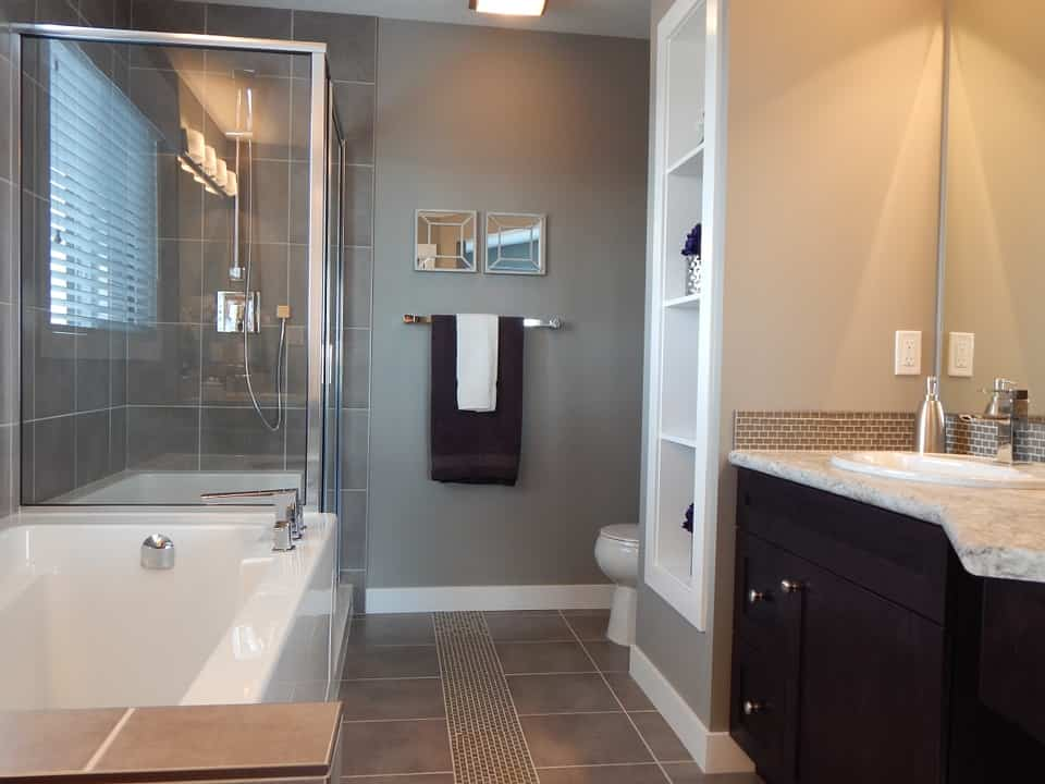 modern fürdőszoba ötletek