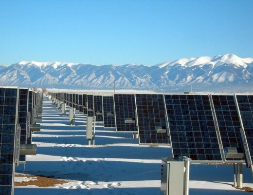 Hatékony naperőmű