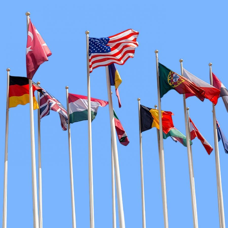 Zászlók széles választéka