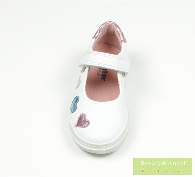 nyitott lánycipő